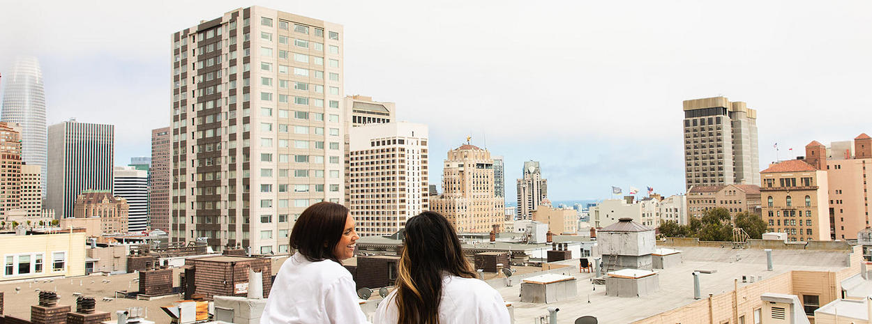 Nob Hill Spa View